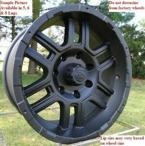 4 New 17 Wheels Rims For Ford F 350 2015 2016 2017 2018 Super Duty 1028