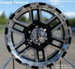 4 New 18 Wheels Rims For Ford F 250 2015 2016 2017 2018 Super Duty 1032