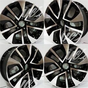 New 16 Honda Civic Wheels Rims Alloy 2013 2019 Set Of 4 Wheels