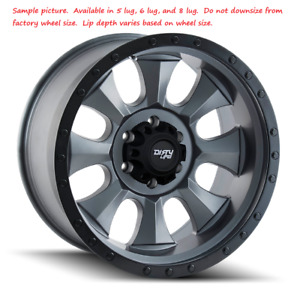 4 New 18 Wheels Rims For Ford F 250 2015 2016 2017 2018 Super Duty 1034