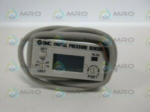 Smc Gs40 Digital Pressure Sensor new No Box