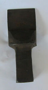 Blacksmith 1 Chisel Cutter Hardy Hole Anvil Tool Jig
