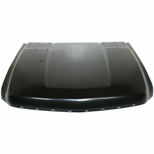Hood New Chevy Gm1230370c 20863105 Chevrolet Silverado 2500 Hd Heavy Duty 3500