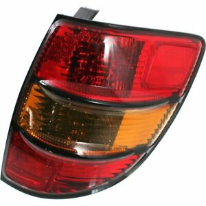 Tail Light Lamp New Right Hand Passenger Side Rh Gm2801192 88969947 Pontiac Vibe