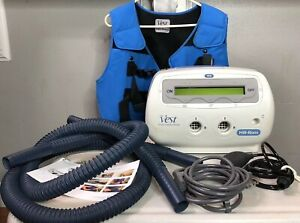 Hill rom The Vest Airway Clearance System Model 105 2 2 Hours Fast Free Shipping
