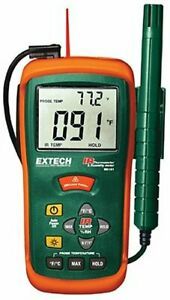Extech Rh101 Combination Humidity Meter And Infrared Thermometer Free2dayship