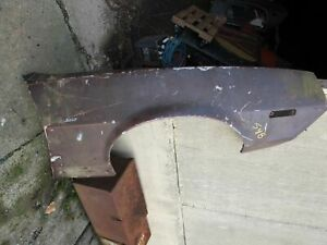 1972 72 Ford Gran Torino Ranchero Gt Passenger Right Oem Front Fender