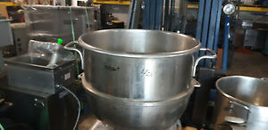 Hobart Stainless Steel 40 Qt Bowl Mixer bake bakery dough pizza bread