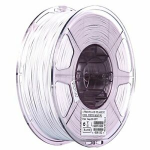Best Pla Filament Spool For Smooth Consistent 3d Prints 1 75mm Cool White
