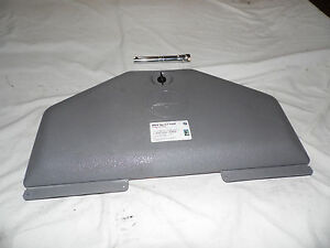 Oem 1995 Bmw 525i Grey Rear Trunk Deck Panel And Emergency Roadside Tool Kit