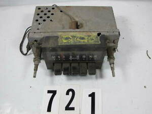 1974 Ford Gran Torino Ranchero Gt Fastback Mercury Montego Mx Oem Am Radio