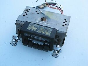 Ford Mercury Oem Am Fm Radio