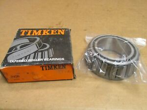 Nib Timken 749a Tapered Roller Bearing Cone 749 A 3 1 4 Id Usa