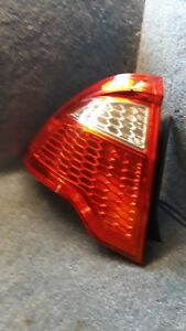 2010 2011 2012 Ford Fusion Tail Light Left driver Side Oem
