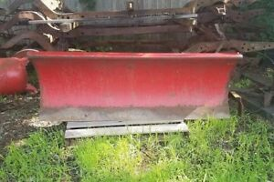 Western Snow Plow 6ft Complete Set Up Very Good Working Condition Jeep Blazer