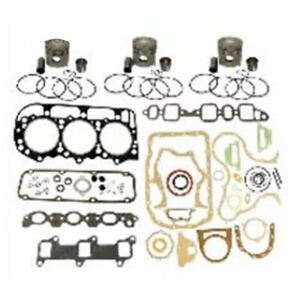 E0nn6108aa Engine Base Kit Made For Ford New Holland Tractor Models 4000