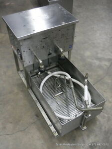 Pitco P14 Portable Fryer Oil Filter System
