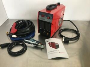 Lotos Lt3500 35 Amp Inverter Plasma Cutter Dual Voltage Stainless Steel Welder