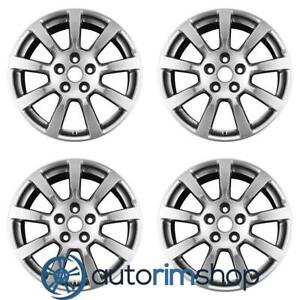 New 18 Replacement Wheels Rims For Cadillac Cts 2007 2009 Set Hyper 4628
