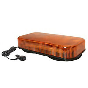 C9100ledv a New Amber Contour Light Made To Fit Caterpillar Industrial Models