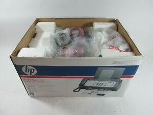 Hp 640 Fax Copier Plain Paper Inkjet Quality Fax Machine New Other