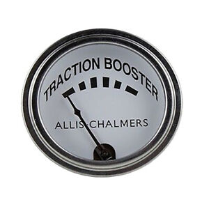 235598 70228977 Traction Booster Gauge For Allis Chalmers D15 D17 D19