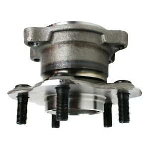 Wheel Hub And Bearing Assembly For 2002 2009 Nissan Altima Maxima Quest Rear Fwd