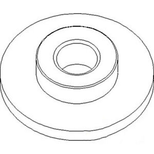 C0nn859a Wobble Plate For Ford Tractors 600 700 800 900 601 701 801