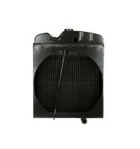 Oliver Tractor 77 Super 77 Gas Diesel New Radiator Ms513e