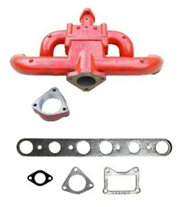 5167d Manifold With 5168d Gasket For Ih International Farmall F30 F 30 W30 W 30
