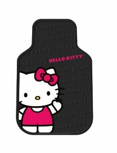 Plasticolor 001463r01 Hello Kitty Front Floor Mat Set