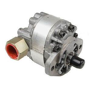 40p018lajsa Ford Mf Tractor 14 Rpm Lh Rotation Hydraulic Pump