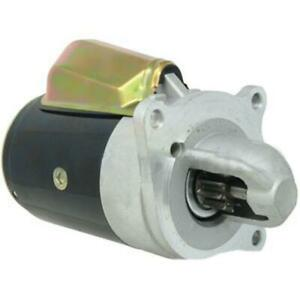 Starter Fits Ford New Holland Tractor 234 2600 2600v 2610 2810 2910 3000