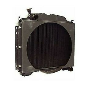 70256351 Tractor Radiator For Allis Chalmers Tractor Model 200