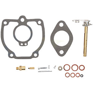 Ihck08 New Case ih Tractor Basic Carburetor Kit 403 453 503 660 Bk17v ih Viton