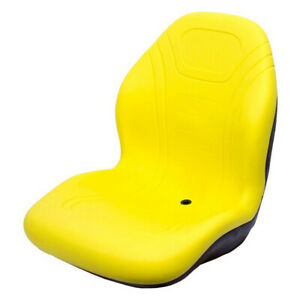 Lgt125yl Yellow Seat For John Deere Tractor 4500 4600 4700 F910 F911 F925