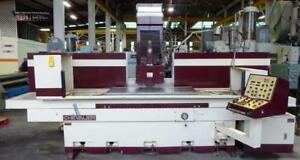 Chevalier Fully Automatic Surface Grinder Fsg 2460tx 24 X 60 3 Axis 30321