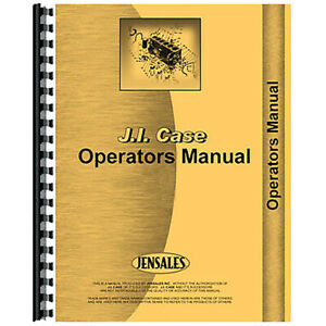 Case 35 Backhoe Operator s Manual attachment