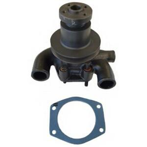 Water Pump With Pulley For Massey Ferguson Mf Industrial 20 203 205 20c 20e 20f