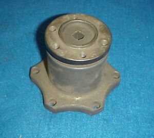 Vintage Magnesium Blower Snout Supercharger 6 71 8 71 Alky Hemi Chevy Chrysler