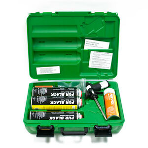 Professional Pest Control Foam Gun Kit Product In A Hard Molded Carrying Case