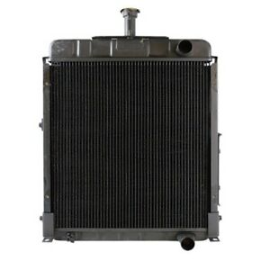 539567r2 Radiator For International 574 674 2500a Tractor