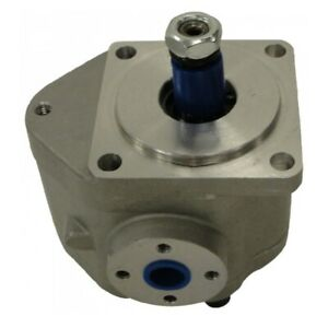 Ford Compact Tractor Hydraulic Pump Sba340450240 Fits 1700 1900