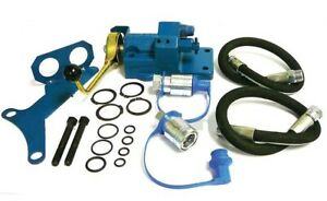 Ford Tractor New Hydraulic Remote Control Valve Kit 600 800 601 801 2000 4000