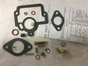 Carb Carburetor Kit For International Farmall H O4 W4 Tractor