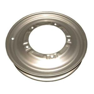 Ford 9n 2n 19 Front Large Center Tractor Wheel Rim 9n1015a