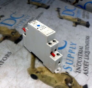 Finder 80 01 0 240 0000 1 Pole 12 240 Vdc 16 A 250 Vac Relay Module