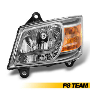 New Dodge Grand Caravan 2008 2009 2010 Left Driver Factory Style Headlight Lamp