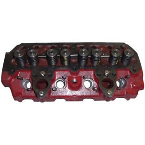 Cylinder Head With Valves International 354 434 364 B414 424 444 B275 384 2424