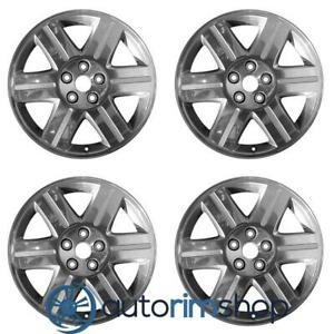 Chrysler 300 2005 2006 18 Oem Wheel Rim Set